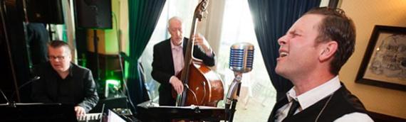 John Denies goes Jazz