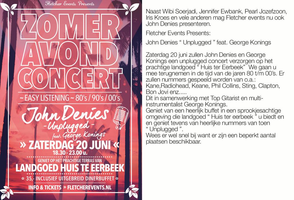 zomer concert