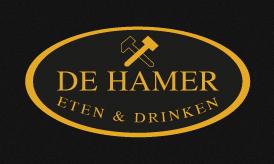 logo cafe de hamer voor site
